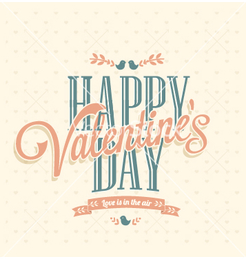 Free happy valentines day vector - Free vector #235921