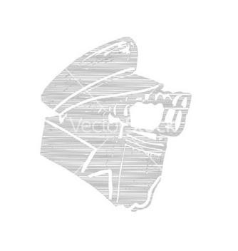 Free figure people grey white design print graphi vector - Free vector #236121