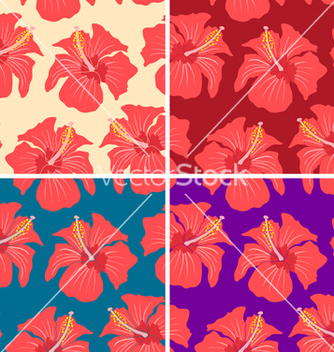 Free red flowers vector - vector gratuit #236511