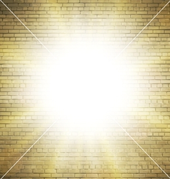Free abstract brick background blurry light effects vector - Free vector #237201