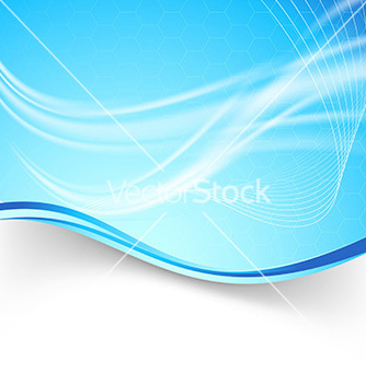 Free bright swoosh air lines folder background vector - Free vector #237391