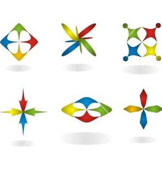 Free logo design element vector - Kostenloses vector #238291