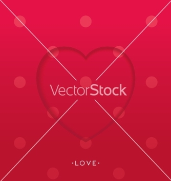 Free 3d heart background vector - Free vector #238431