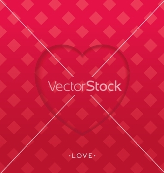 Free 3d heart background vector - Free vector #238441