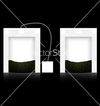 Free conjunctivitis tea bag vector - бесплатный vector #239051