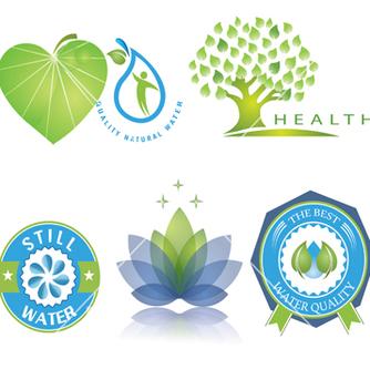 Free logo nature vector - Free vector #239451