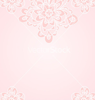 Free light pink ethnic floral background vector - Free vector #239871