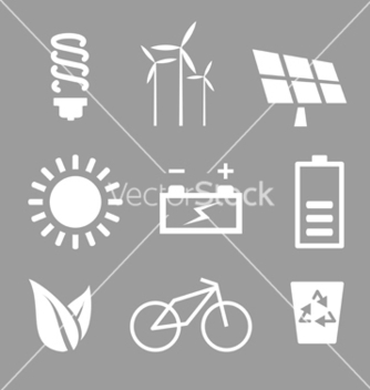 Free eko energy vector - vector #240431 gratis