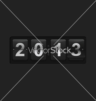 Free countdown counter vector - бесплатный vector #242521