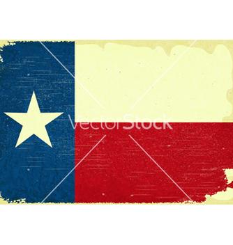 Free texas flag vector - Kostenloses vector #242571