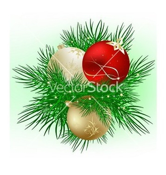 Free christmas background vector - Free vector #242641