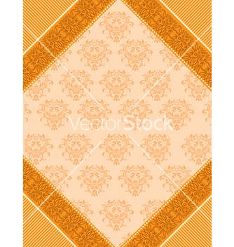 Free vintage invitation vector - Free vector #242861