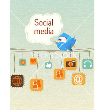 Free social media vector - Free vector #243381