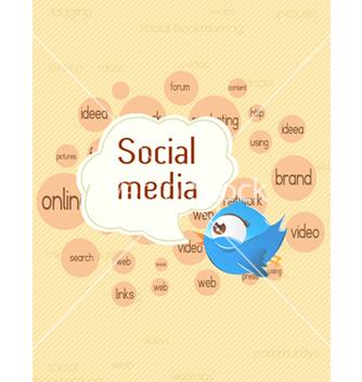 Free social media vector - Kostenloses vector #243421