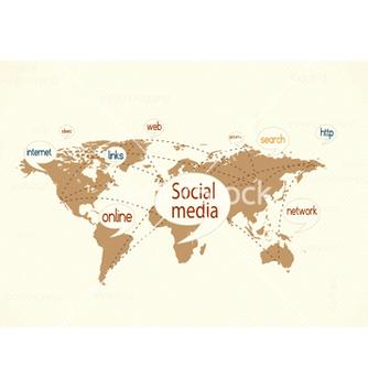 Free social media vector - Kostenloses vector #243441