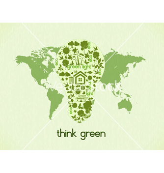 Free eco friendly design vector - vector gratuit #243501