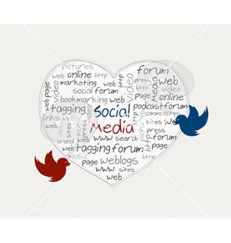 Free social media vector - Kostenloses vector #243571
