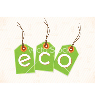 Free eco friendly design vector - vector #243661 gratis