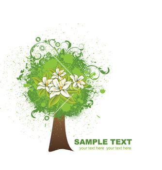 Free green concept vector - Free vector #243921