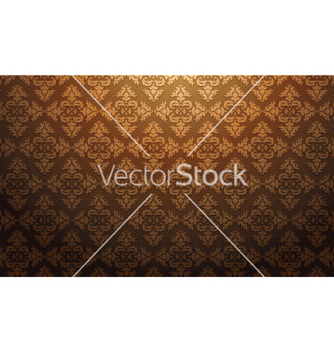Free damask web banner vector - Free vector #244401