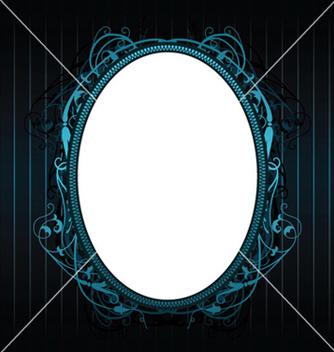 Free elegant floral frame vector - Free vector #244571