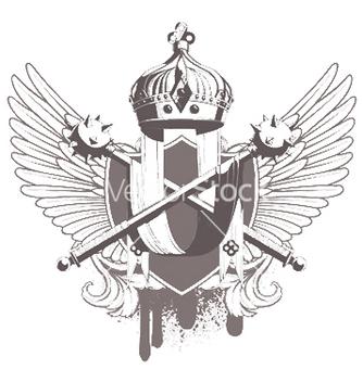 Free vintage emblem vector - Free vector #244641