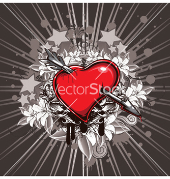 Free heart vector - Free vector #246211