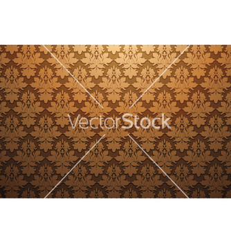 Free damask web banner vector - Free vector #247391