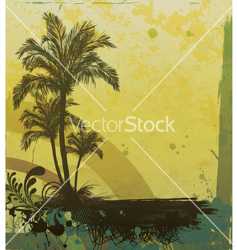 Free summer background vector - Free vector #247701