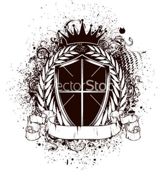 Free vintage emblem vector - Kostenloses vector #247711