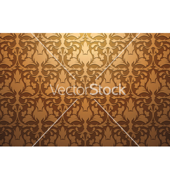 Free vintage floral seamless pattern vector - Kostenloses vector #247791