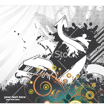 Free urban background vector - Free vector #247921