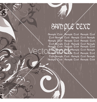 Free vintage background vector - Kostenloses vector #248161
