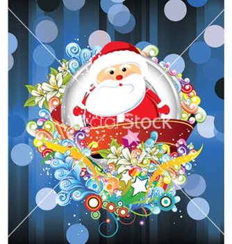 Free christmas background vector - Free vector #248221