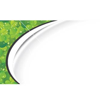 Free spring clover vector - Free vector #248541