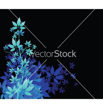 Free abstract floral background vector - Kostenloses vector #248881