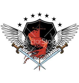 Free vintage emblem vector - Free vector #249011