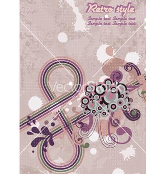 Free retro poster vector - Kostenloses vector #249181