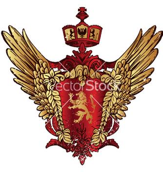 Free vintage emblem vector - Free vector #249671