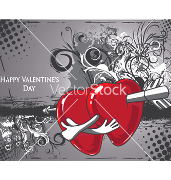 Free valentine background vector - бесплатный vector #250251