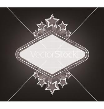 Free vintage neon sign vector - vector #250511 gratis