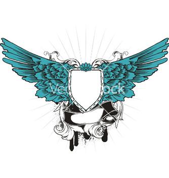 Free vintage emblem vector - Kostenloses vector #250631