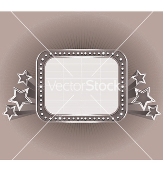Free vintage neon sign vector - Kostenloses vector #251161