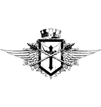 Free vintage emblem vector - Kostenloses vector #251891