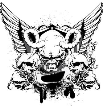 Free vintage emblem vector - Free vector #252161