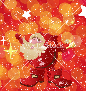 Free christmas background vector - Free vector #252311