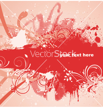 Free grunge background vector - Kostenloses vector #252721