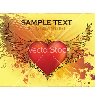 Free valentine grunge background vector - Free vector #253241