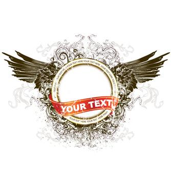 Free vintage label vector - Free vector #253951