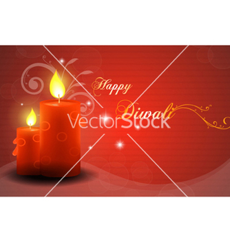 Free diwali greeting card vector - Free vector #254131